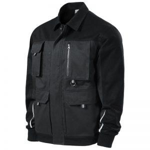 Jacheta de lucru pentru barbati Woody ebony gray 1