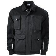 Jacheta de lucru pentru barbati Woody ebony gray 2