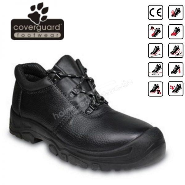 Pantof de protectie din piele S3 Azurite 1