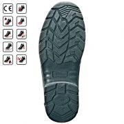 Pantof de protectie din piele S3 Azurite 2