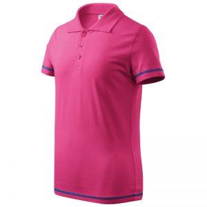 Tricou Polo de copii Junior purpuriu 1