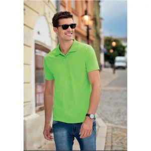 Tricou polo Single J.