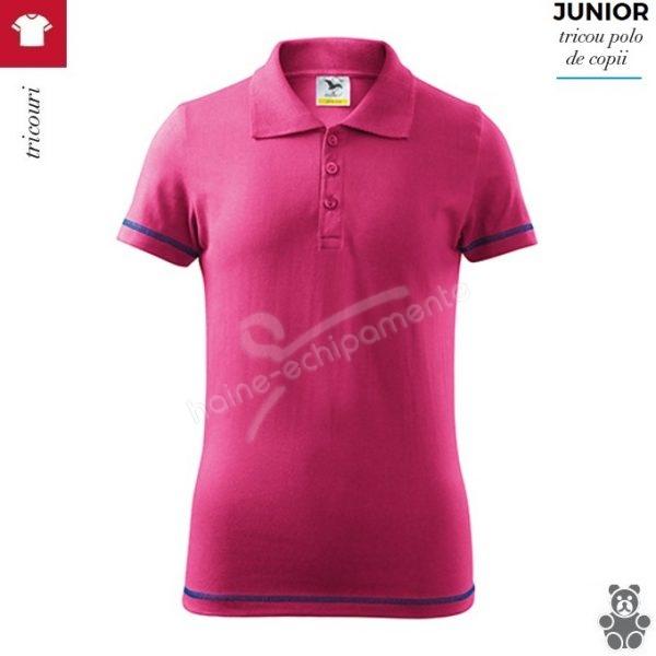 Tricou copii, roz