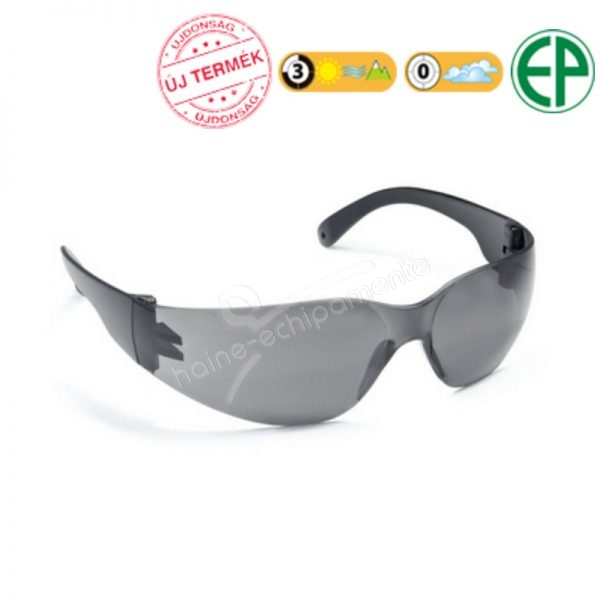 6SIG3 Ochelari de protectie Sigma, lentile fumurii