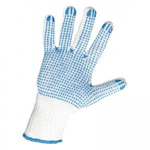 A9011 Manusi textile Perry cu aplicatii punctiforme PVC