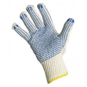 A9093 Manusi textile Querry cu aplicatii punctiforme PVC