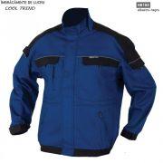 Bluza de lucru barbati Cool Trend, albastru cu negru
