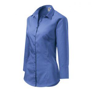 Camasa de dama Style, albastru azuriu