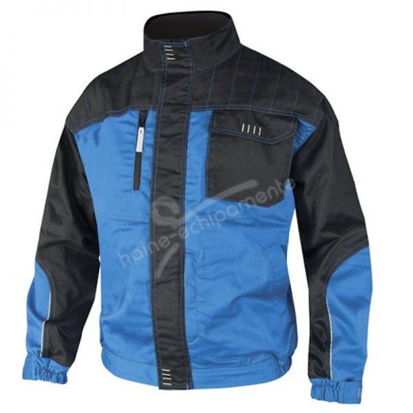H9400 Jacheta de protectie 4Tech Albastru-Negru
