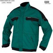 Bluza de lucru barbati Cool Trend, verde cu negru