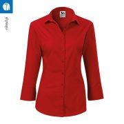 Camasa rosie pentru dama, Style