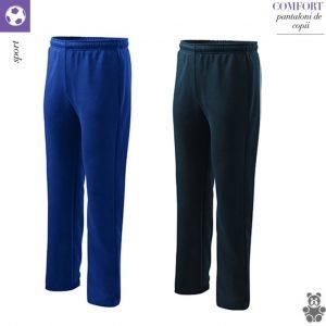 Pantaloni sport pentru copii, Comfort