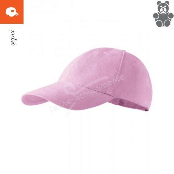 Sapca copii 6P Kids, roz