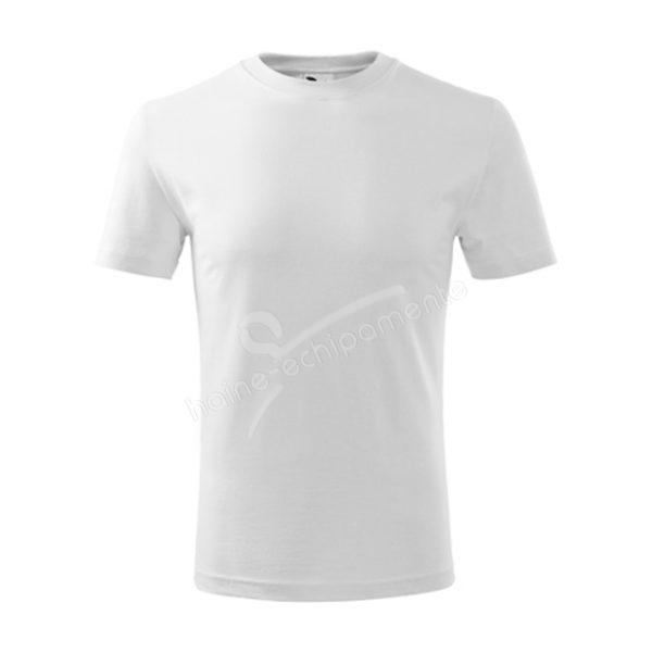 Tricou pentru copii Classic New, alb