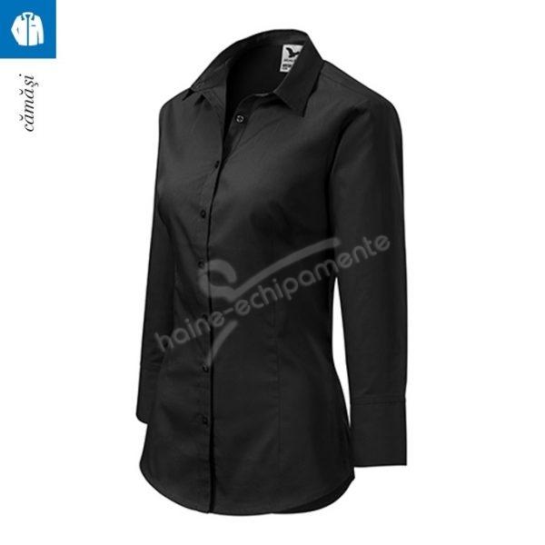 Camasa neagra pentru dama, Style
