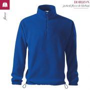 Jacheta fleece barbati, albastru regal, Horizon