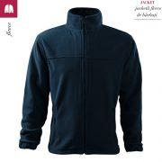 Jacheta bleumarin din fleece pentru barbati, Jacket