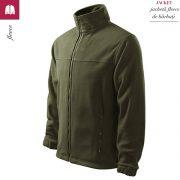 Jacheta military din fleece pentru barbati, Jacket