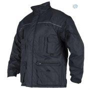 Jacheta de iarna pentru barbati LINO, albastru marin