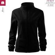 Jacheta neagra fleece de dama, Jacket