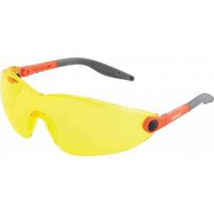 Ochelari de protectie, culoare lentila galben, E4031