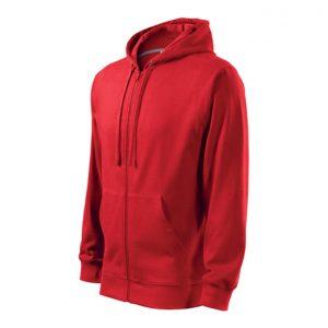 Hanorac Trendy Zipper pt.copii rosu 2