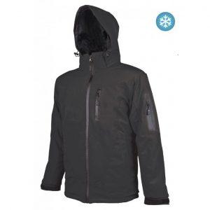 Jacheta de iarna pentru barbati, Spirit, culoare negru