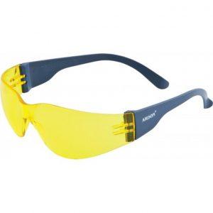 Ochelari de protectie, culoare lentila galben, E4011