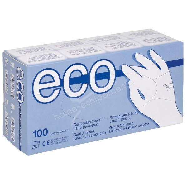 Manusi de unica folosinta, ECO LATEX