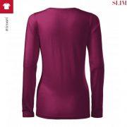 Bluza rododendron de dama, Slim