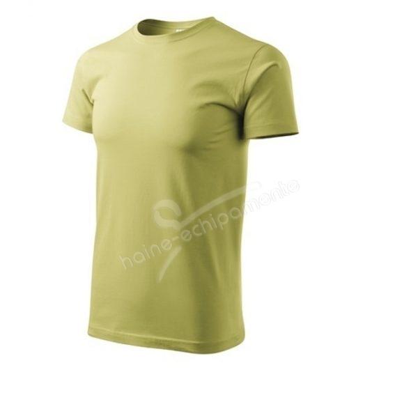 Tricou pentru barbati Basic, culoare verde deschis