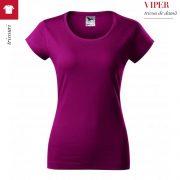 Tricou dama Viper, rosu fucsia