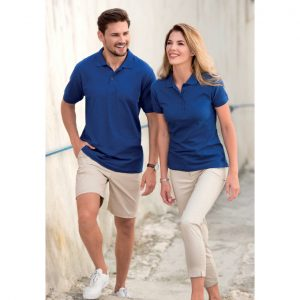 Tricou polo de barbati Cotton