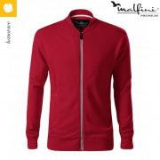 Hanorac casual de barbati Bomber, formula red