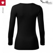 Bluza neagra de dama, Brave