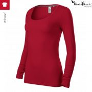 Bluza rosie de dama, Brave