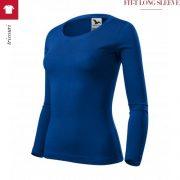 Bluza albastru regal de dama, Fit-T
