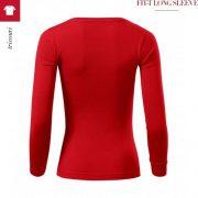 Bluza rosie de dama, Fit-T